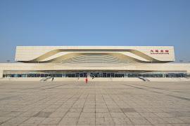 Железнодорожная станция  Dalian North