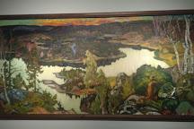 Museum of Fine Art (Goteborgs Konstmuseum), Gothenburg, Sweden