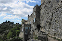 Eglise Saint-Roch, Aigueze, France
