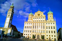 Augsburg Town Hall, Augsburg, Germany
