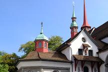 Franziskanerkirche, Lucerne, Switzerland