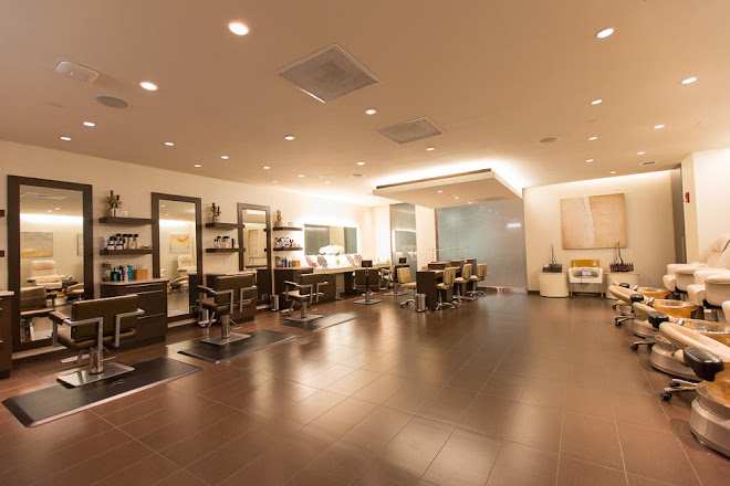 Spa and Salon at the Golden Nugget, Atlantic City, United States
