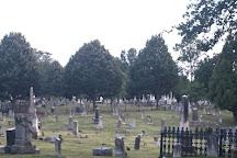 Alexandria National Cemetery, Alexandria, United States