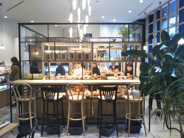 Bread, Espresso & Minamimorimachi junction