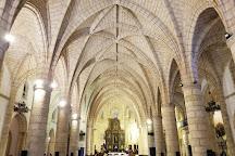 Basilica Cathedral of Santa Maria la Menor, Santo Domingo, Dominican Republic