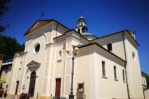 Sanctuary of the Madonna di Pine, Montagnaga, Italy