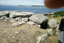 Bant's Carn Burial Chamber and Halangy Down Ancient Village, Hugh Town, United Kingdom
