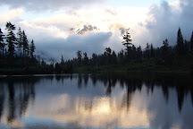 Picture Lake, Glacier, United States