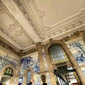 Железнодорожная станция  Porto Porto