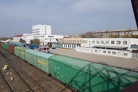 Железнодорожная станция  Aktobe(KAZ)