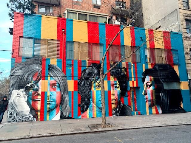 Kobra Mural