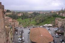 Piazza del Mercato, Siena, Italy