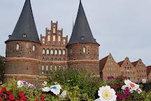 Lubeck Altstadt (Lubeck Oldtown), Lubeck, Germany