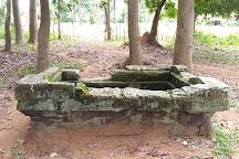 Prasat Prei Monti, Roluos, Cambodia