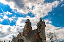 Wang Church, Karpacz, Poland