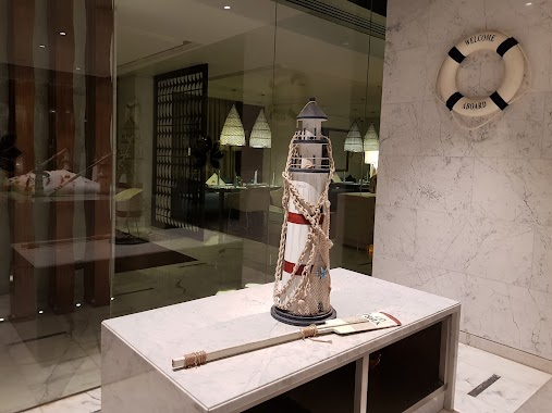 The Cove, Seafood Restaurant, Narcissus Hotel Riyadh, Author: NeSaMoSa ku