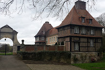 Chateau du Breuil, Le Breuil-en-Auge, France