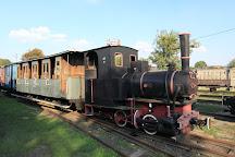 Narrow Gauge Railway Museum in Sochaczew, Sochaczew, Poland