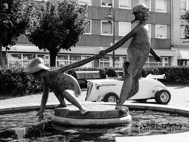 HOTROD CITYTOUR© Aachen