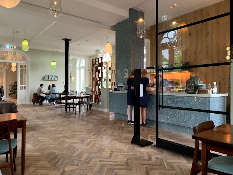 Restaurant De Witte Dame Abcoude