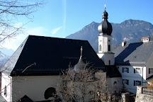 Franziskanerkloster St. Anton, Garmisch-Partenkirchen, Germany