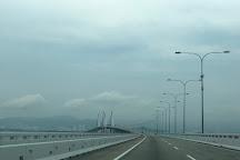 Sultan Abdul Halim Muadzam Shah Bridge, Penang Island, Malaysia