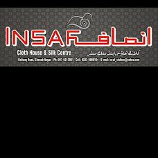 INSAF CLOTH HOUSE & SILK CENTER chiniot