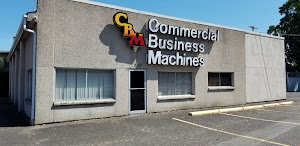 COMMERCIAL BUSINESS MACHINES