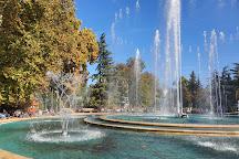 Music Fountain, Budapest, Hungary