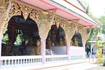 The Wang Saen Suk Hell Garden, Chonburi, Thailand
