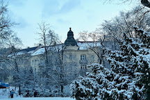 Lužánky Park, Brno, Czech Republic
