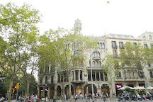 Bancs Fanals, Barcelona, Spain