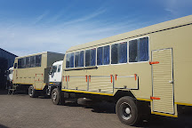Avo Orange - Adventure Vehicle Operations, Cape Town Central, South Africa