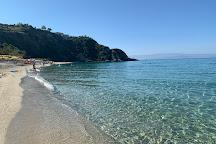Grotticelle beach, Capo Vaticano, Italy