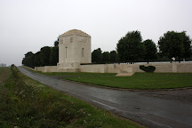 Somme American Cemetery and Memorial, Bony, France