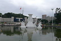 Wuyi Square Park, Fuzhou, China