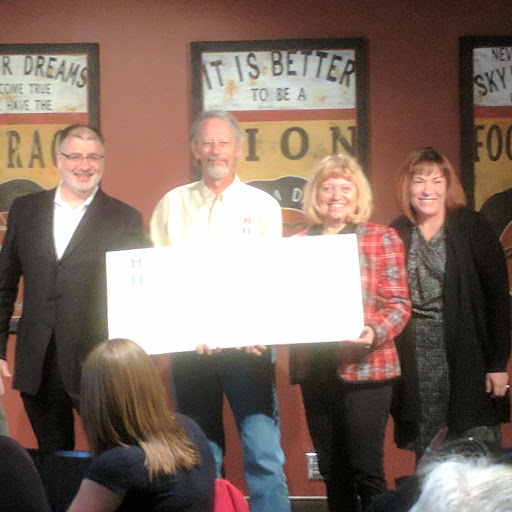 ACBF Scholarship Fund receives c heck for $10,000