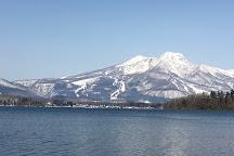 Lake Nojiri, Shinano-machi, Japan