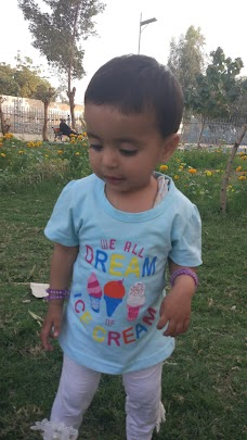 Qazi Fazullullah Park larkana