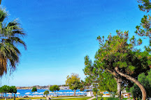 Vouliagmeni Beach, Vouliagmeni, Greece