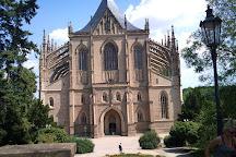 St Barbara's Church, Kutna Hora, Czech Republic