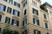 Breccia di Porta Pia, Rome, Italy