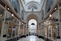 Passage Pommeraye, Nantes, France