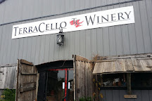 TerraCello Winery, Bloomfield, Canada