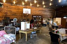 Grain Bin Antique Town, North Platte, United States