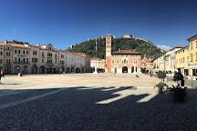 Piazza Castello, Marostica, Italy