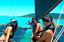 Whitsunday Sailing Outrigger, Airlie Beach, Australia