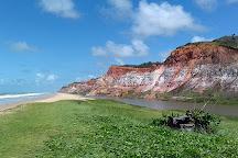 Gunga Beach, Roteiro, Brazil