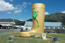 Golden Gumboot, Tully, Australia