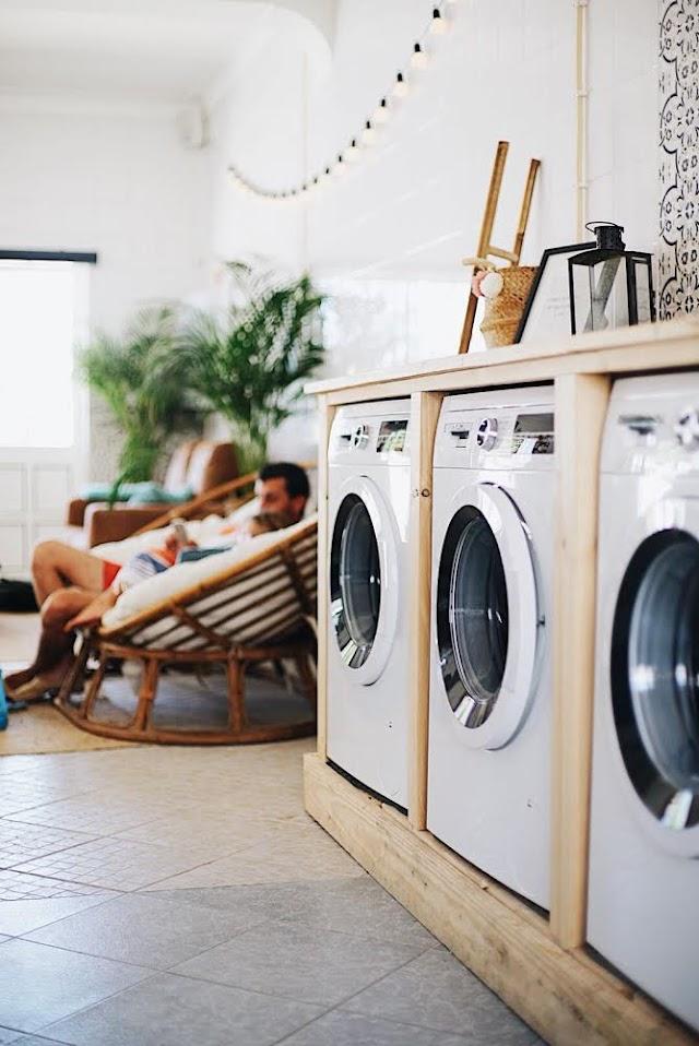 Laundry Lounge Sagres